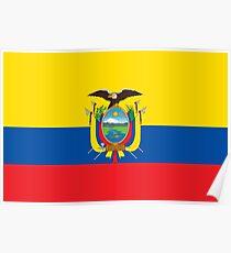 Ecuador - Standard Poster
