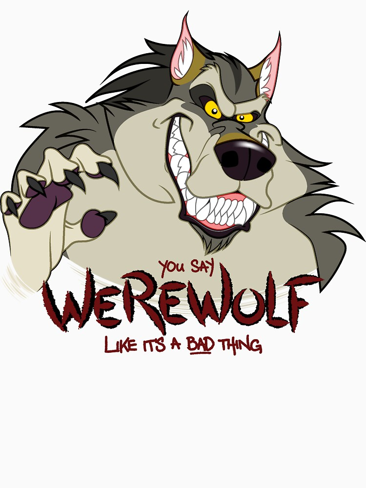 You Say Werewolf Like It's a Bad Thing, Ver. 2.0 (Light Colors) by Kobi-LaCroix