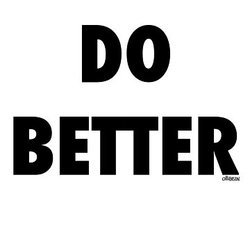 Do Better by Ollibean