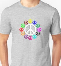 surrounded by peace T-Shirt