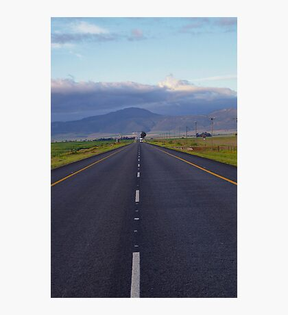 Life Is A Highway Photographic Print