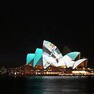 Sydney Vivid Light by Fayth
