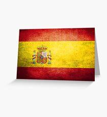 Spain - Vintage Greeting Card