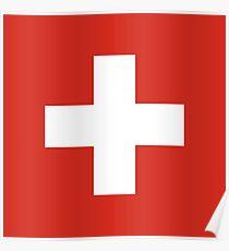 Switzerland - Standard Poster