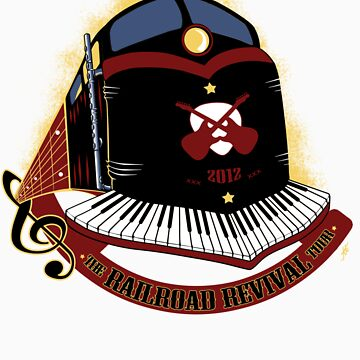 Revive the Music on Rails by Frejasphere