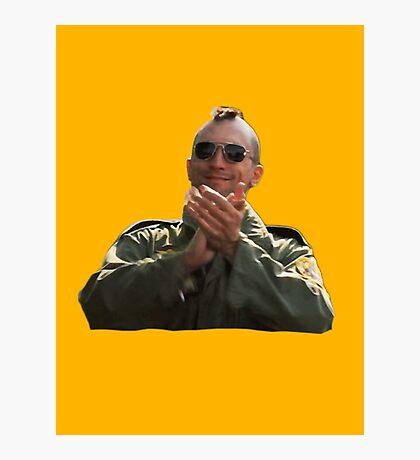 Taxi Driver - Aplausos Lámina fotográfica