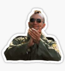 Taxi Driver - Applause Sticker
