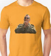 Taxi Driver - Aplausos Camiseta ajustada