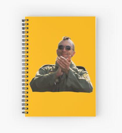 Taxi Driver - Aplausos Cuaderno de espiral