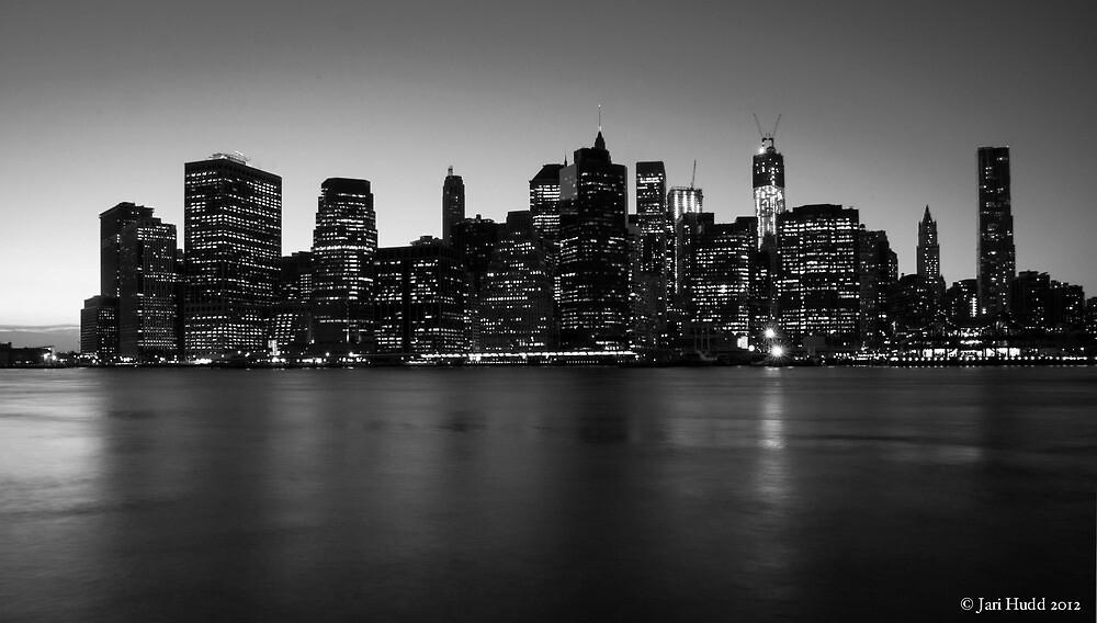 downtown by Jari Hudd