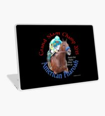 American Pharoah Grand Slam Champ 2015 Laptop Skin