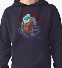 American Pharoah Grand Slam Champ 2015 Pullover Hoodie