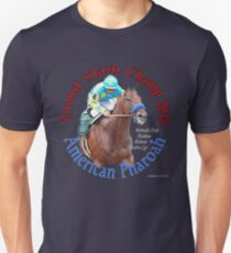 American Pharoah Grand Slam Champ 2015 Unisex T-Shirt