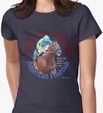 American Pharoah Grand Slam Champ 2015 Women's Fitted T-Shirt
