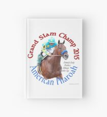American Pharoah Grand Slam Champ 2015 Hardcover Journal