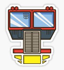Transformers - Optimus Prime Sticker
