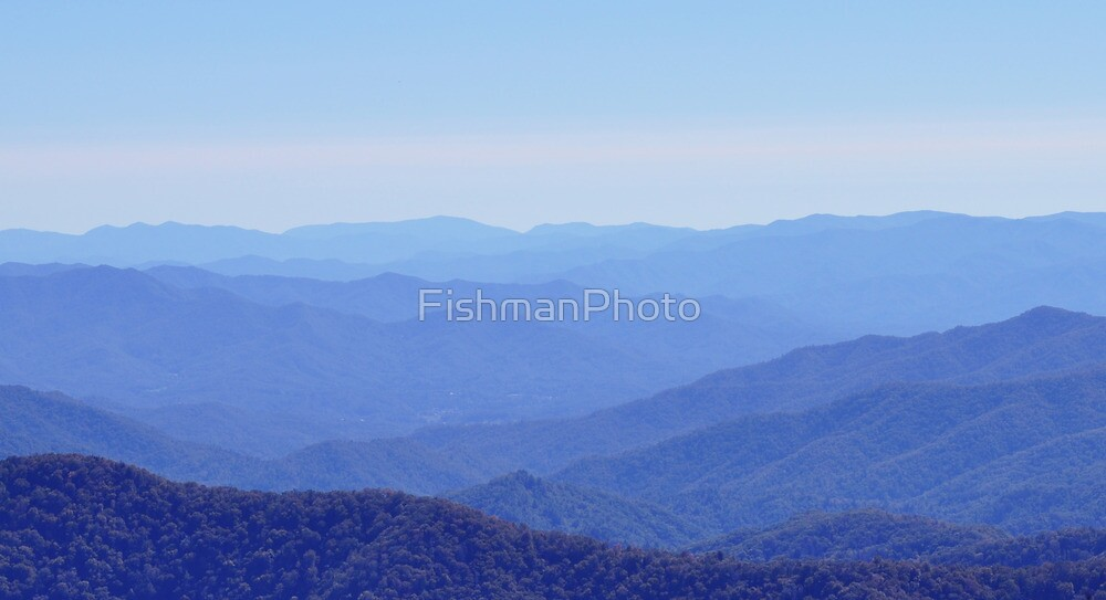 Smoky Mountains by FishmanPhoto