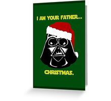 Father Christmas. Greeting Card