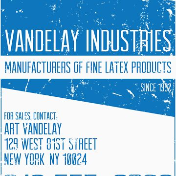 Vandelay Industries by mysundown