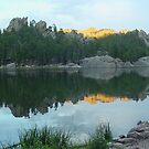 Peaceful Reflections by Penny Fawver