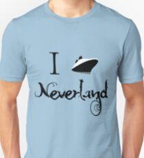 I Ship Neverland! T-Shirt