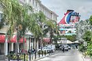 Downtown Nassau, The Bahamas by Jeremy Lavender Photography