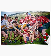 Ruck Poster