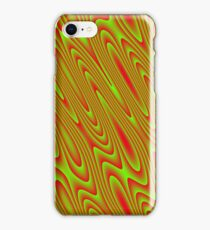 op art iPhone Case/Skin
