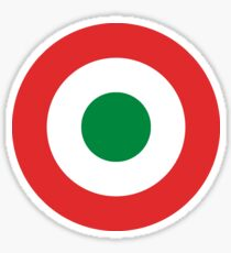Italian Mod Sticker