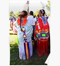 Paiute Colors Poster