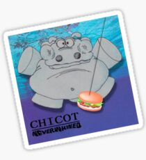 Chicot Classic Album Cover - Neverwhined Sticker