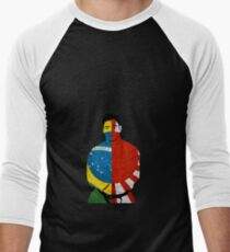 Machida Men's Baseball ¾ T-Shirt