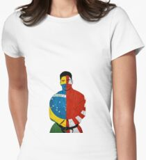 Machida Women's Fitted T-Shirt