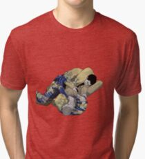 The Ground is my Ocean Tri-blend T-Shirt
