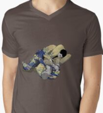 The Ground is my Ocean Mens V-Neck T-Shirt