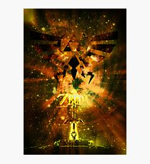 Legend of Zelda Poster Photographic Print