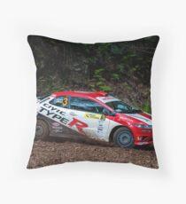 Eli's Honda Throw Pillow