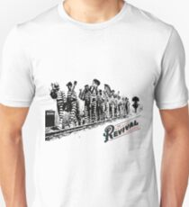 RAILROAD REVIVAL CHAIN GANG Unisex T-Shirt