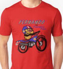 Fernando The Fantastic Flea Unisex T-Shirt