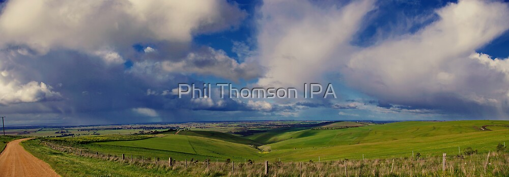 """Tempests Through The Valley"" by Phil Thomson IPA"