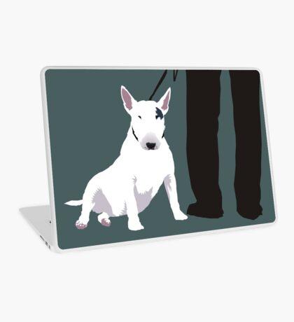 Bull terrier Laptop Skin
