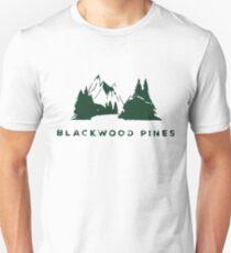 Blackwood Pines (Until Dawn) Unisex T-Shirt