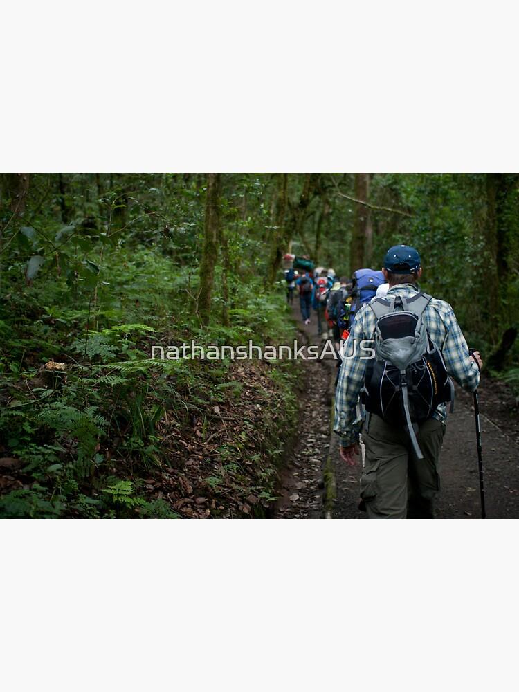 Trekking Kilimanjaro de nathanshanksAUS
