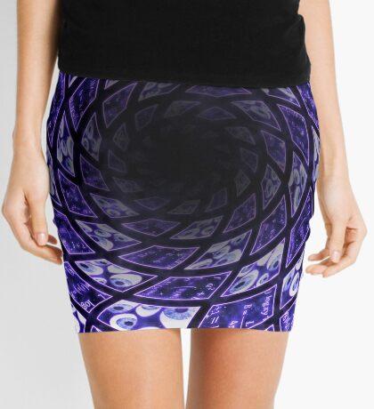 Miss Sakemoto Mini Skirt