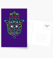 Hand of Fatima Postcards