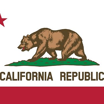 California Flag by nfydesigns