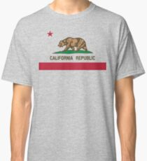 California Flag Classic T-Shirt