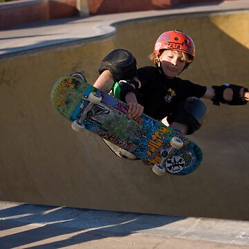 Airborne Grommet - Empire Park Skate Park by reflector