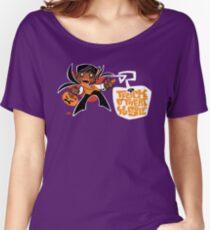 Trick O' Treat Yo Self Women's Relaxed Fit T-Shirt