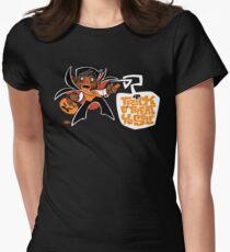 Trick O' Treat Yo Self Womens Fitted T-Shirt